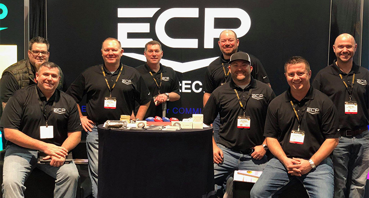 Team ECP at World of Concrete